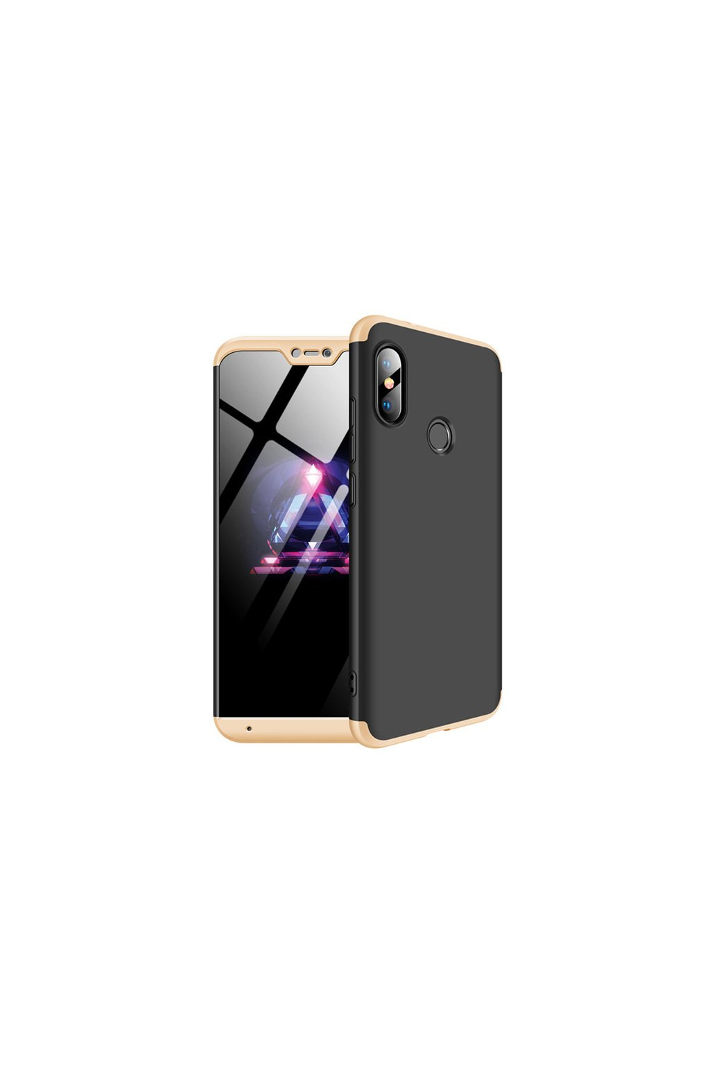Voppton 360 Full Protection Case for Xiaomi Mi A2 lite Case Luxury Hard PC 3 In.jpg 640x640