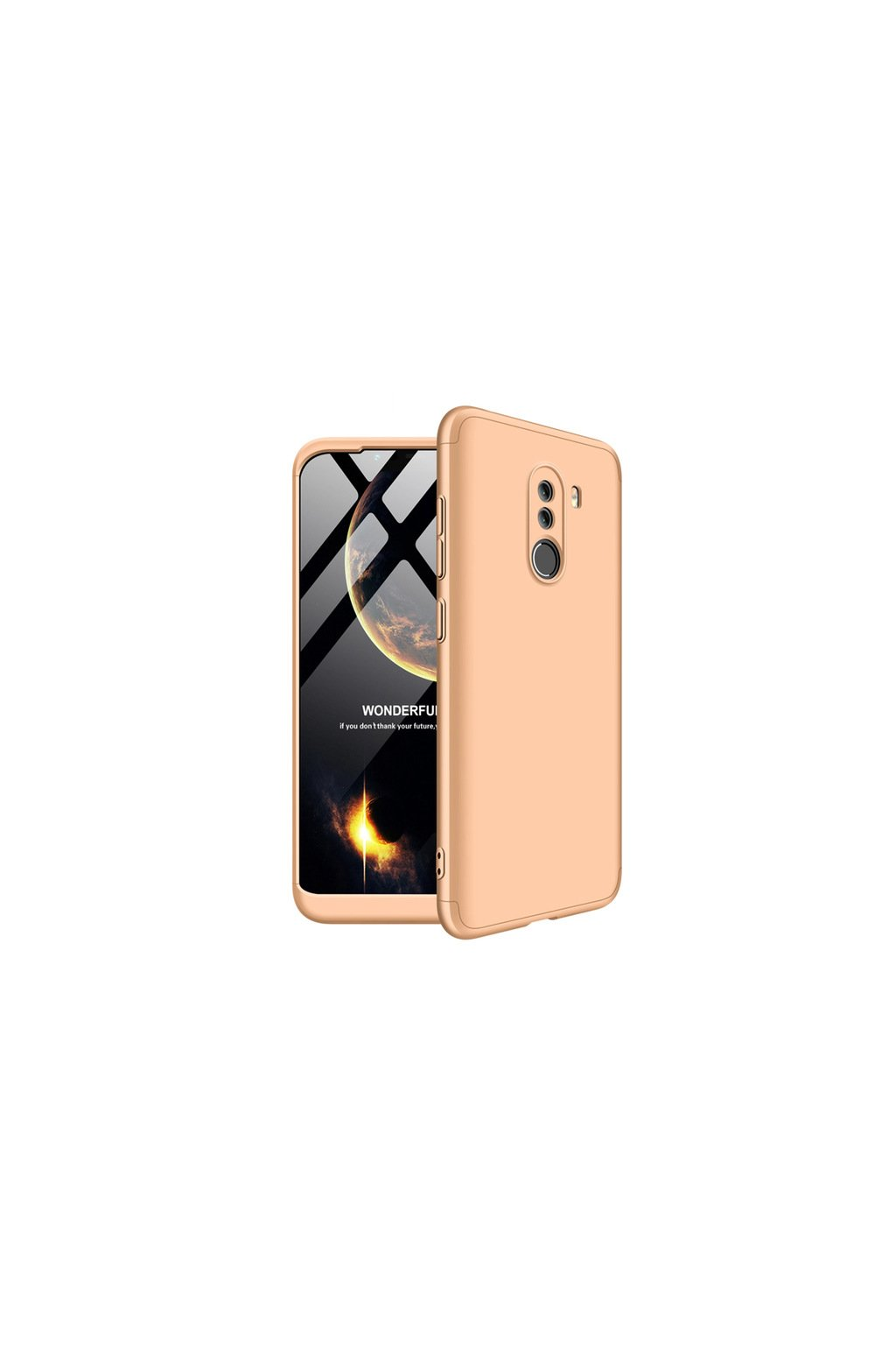Xiaomi Pocophone F1 Case Poco F1 Cover Vpower Three In One 360 Full Protector Cases for.jpg 640x640