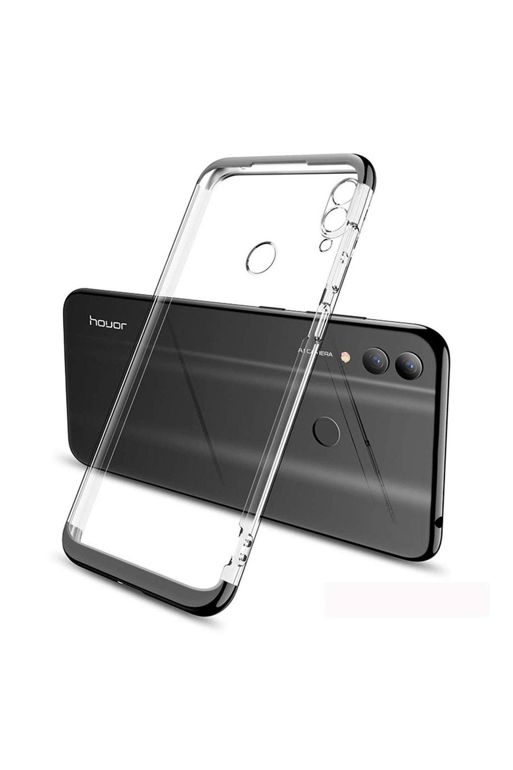 eng pl GKK 360 Phantom Case Front and Back transparent Case Full Body Cover Huawei P Smart 2019 black 49745 1