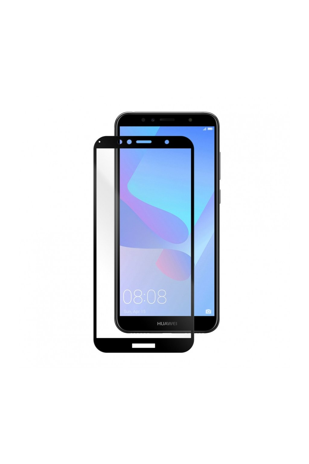 gallery 44175 1205909 view Huawei Y6 2018 Y6 Prime 2018 Honor 7A Full Frame Tempered Glass Vetter GO Black