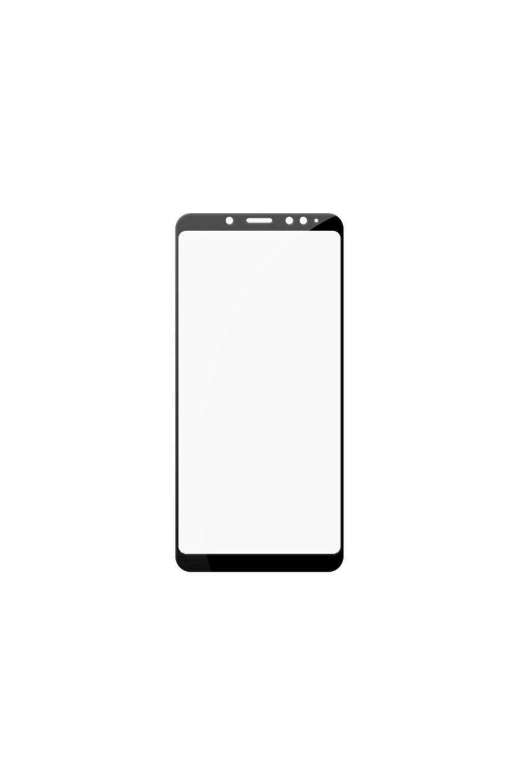 3D Tvrzené sklo na Xiaomi Redmi note 5