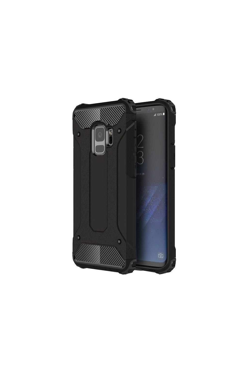 Armor kryt na Samsung Galaxy S9 černý 1