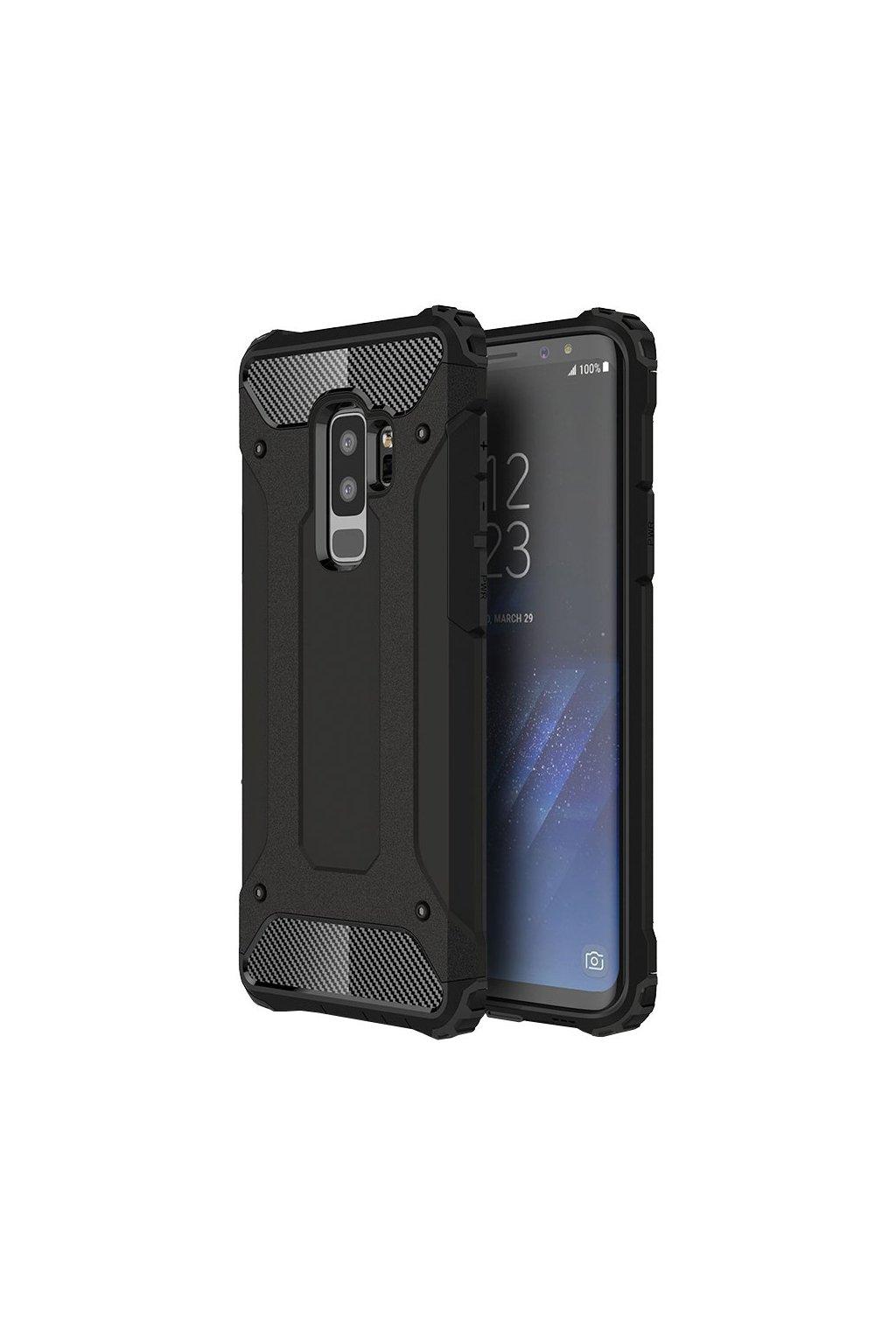 Armor kryt na Samsung Galaxy S9 Plus černý 1