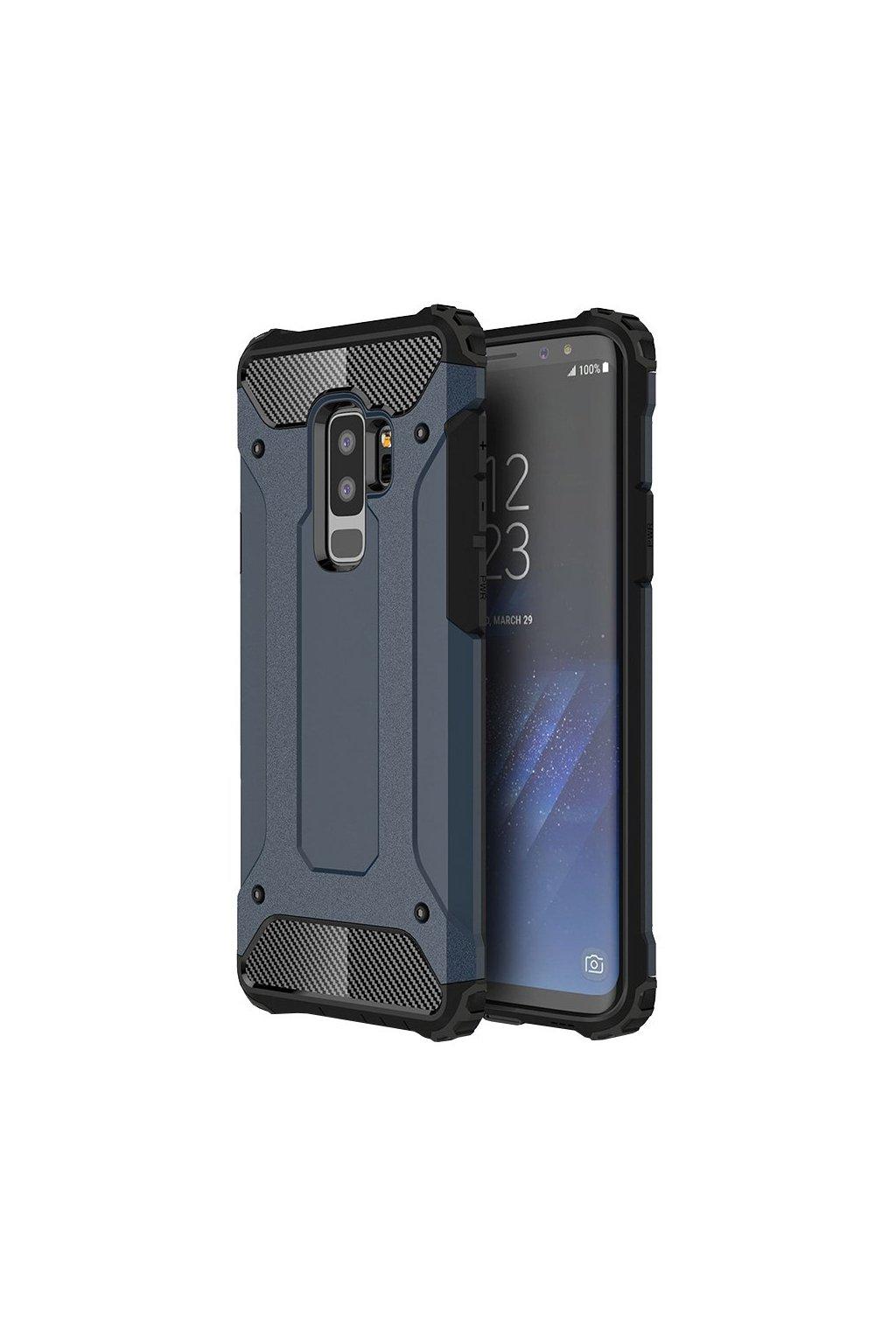 Armor kryt na Samsung Galaxy S9 Plus modrý