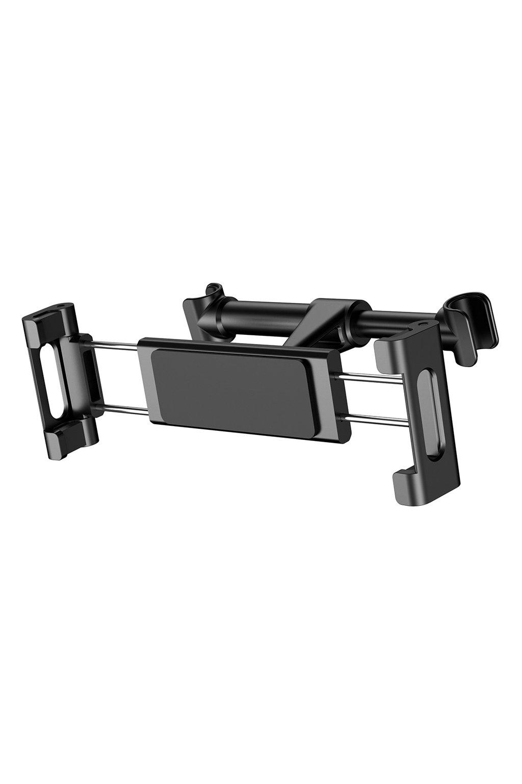 eng pl Baseus Backseat Car Mount Adjustable Headrest Bracket for tablets and smartphones 4 7 12 9 black SUHZ 01 27418 1