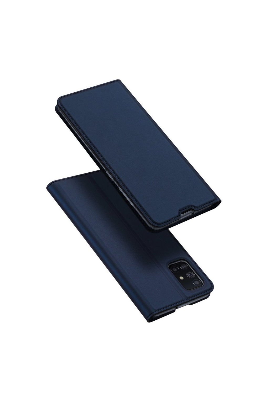 eng pl DUX DUCIS Skin Pro Bookcase type case for Samsung Galaxy A71 blue 56439 1