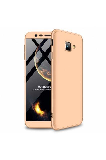 360 obojstranný kryt na Huawei P Smart 2019 / Honor 10 Lite - zlatý
