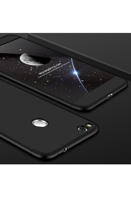 360 oboustranný kryt na Huawei P9 Lite 2017 černý