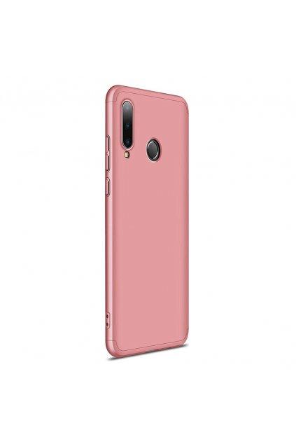 360 obojstranný kryt na Xiaomi Mi 8 Lite - ružový