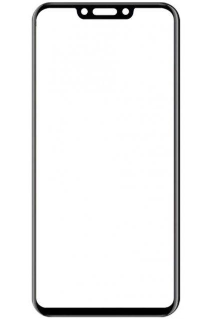 3D Tvrzené sklo na Huawei mate 20 lite černé