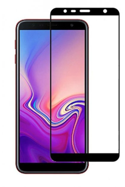 3D Tvrzené sklo na Samsung Galaxy J4 Plus J6 Plus