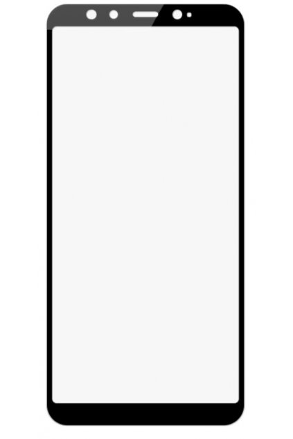 3D Tvrzené sklo na Xiaomi mi a2 černé