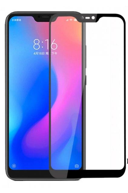 3D Tvrzené sklo na Xiaomi mi a2 lite černé