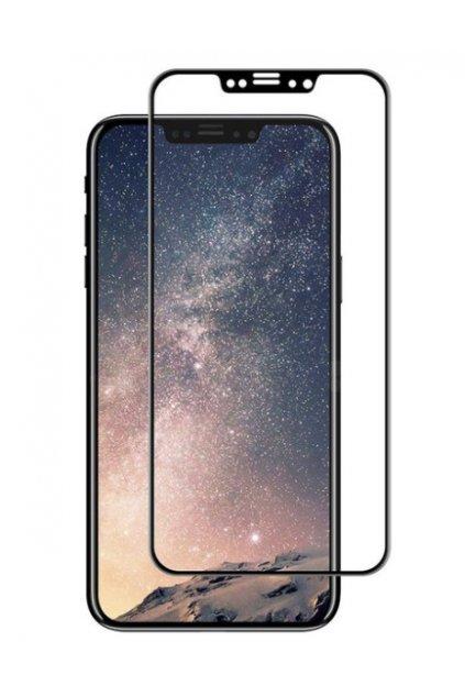 16958 3d tvrzene sklo na iphone xs max cerne