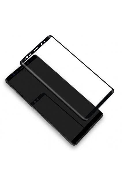 3d tvrzené sklo na samsung note 8 černoé 5