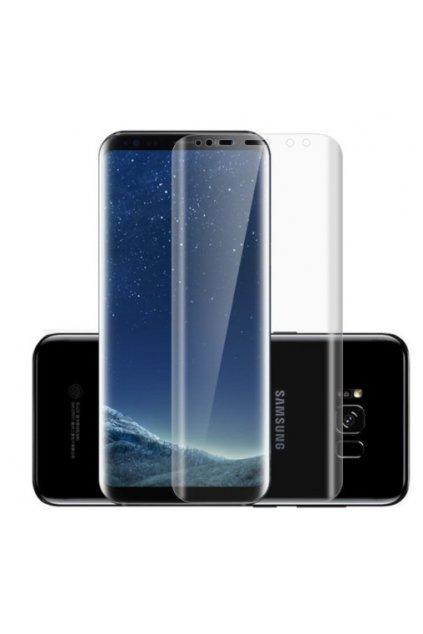 3D tvrzené sklo na Samsung Galaxy S8 transpartent