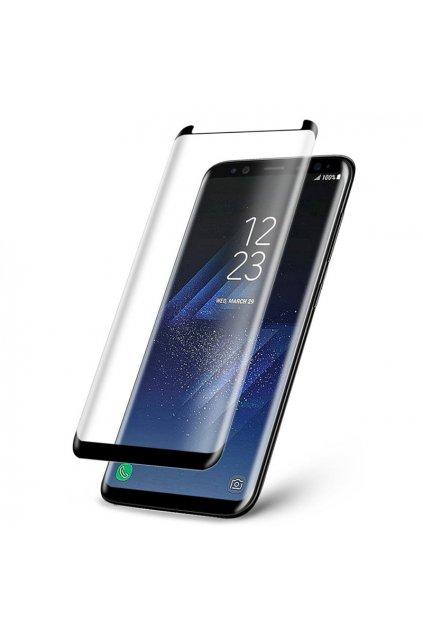 3D Tvrzené sklo na Samsung Galaxy S8 kompatibilní s krytem titulka