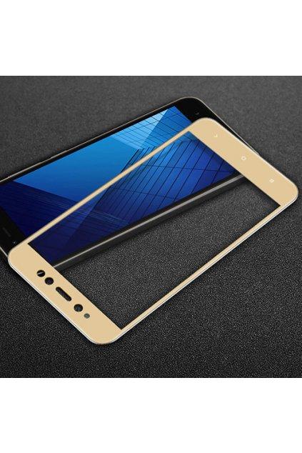 3D tvrzené sklo na Xiaomi redmi Note 5A zlaté