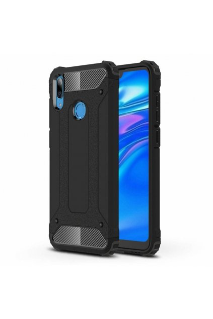 eng pl Hybrid Armor Case Tough Rugged Cover for Asus ZenFone Max Pro M2 ZB631KL black 50138 1