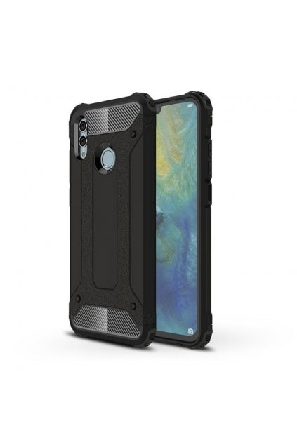 eng pl Hybrid Armor Case Tough Rugged Cover for Huawei P Smart 2019 black 46560 1