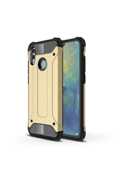 eng pl Hybrid Armor Case Tough Rugged Cover for Huawei P Smart 2019 golden 46562 1