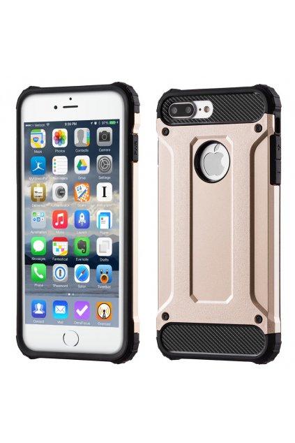 Armor kryt na iPhone 7 Plus, iPhone 8 Plus zlatý 1