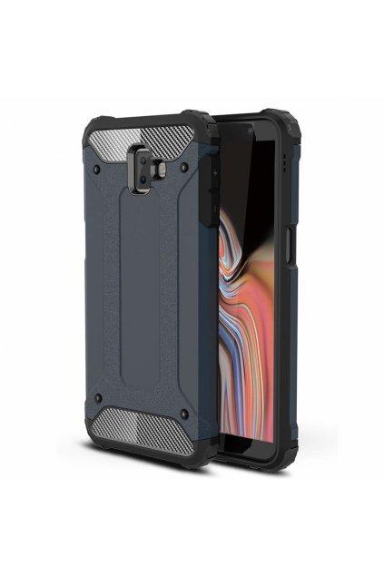 eng pl Hybrid Armor Case Tough Rugged Cover for Samsung Galaxy J6 Plus 2018 J610 blue 45444 1