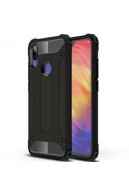 eng pl Hybrid Armor Case Tough Rugged Cover for Xiaomi Redmi Note 7 black 48124 1