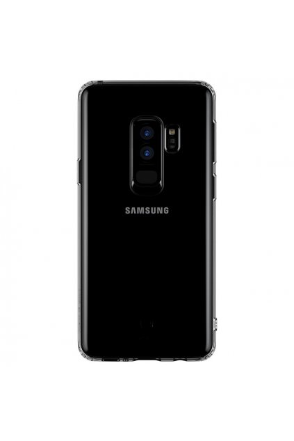 Baseus Simple kryt na Samsung Galaxy S9 Plus černý 1