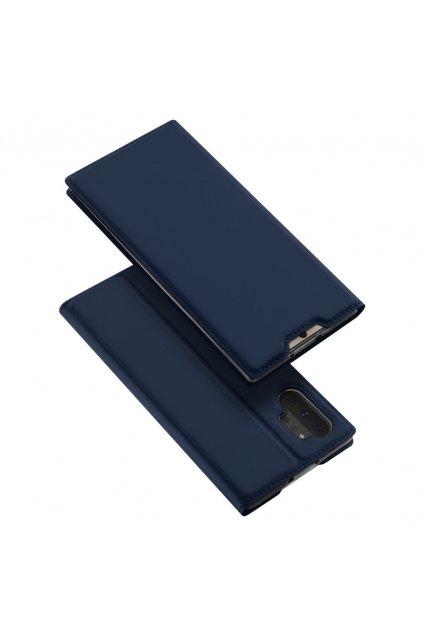 eng pl DUX DUCIS Skin Pro Bookcase type case for Samsung Galaxy Note 10 Plus blue 51624 1