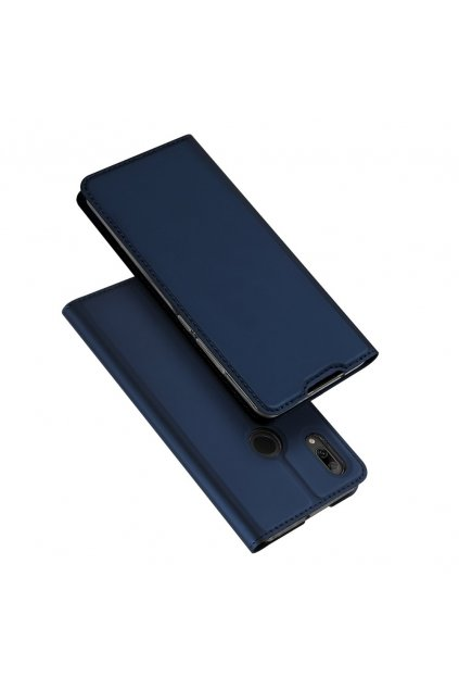 eng pl DUX DUCIS Skin Pro Bookcase type case for Huawei P Smart 2019 blue 47000 1