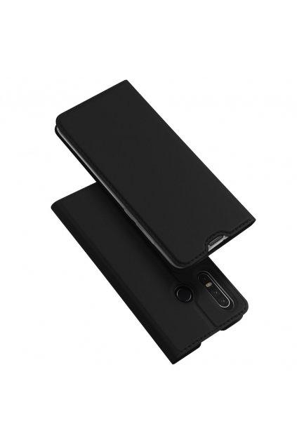 eng pl DUX DUCIS Skin Pro Bookcase type case for Huawei P30 Lite black 48282 1