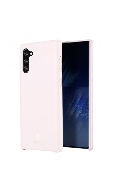 eng pl DUX DUCIS Skin Lite PU Leather case for Samsung Note 10 pink 51816 1