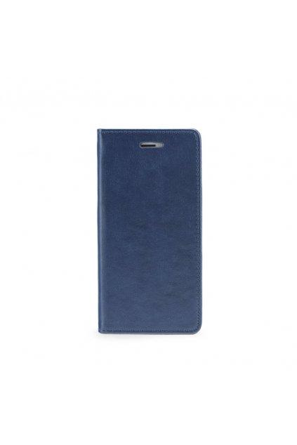 magnet book pouzdro na Huawei P20 lite modré