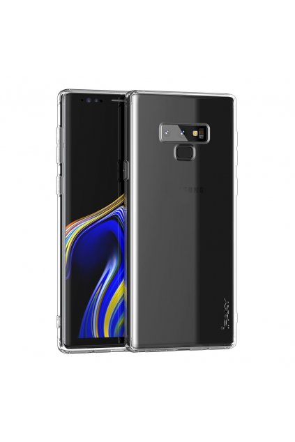 eng pl iPaky Effort TPU cover Screen Protector for Samsung Galaxy Note 9 N960 transparent 42712 1