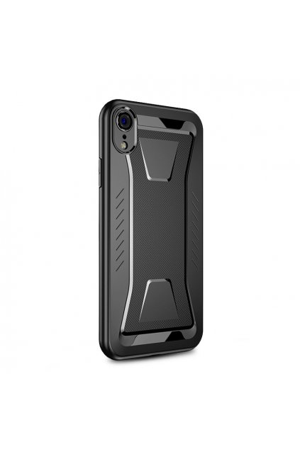 eng pl iPaky Shark Flexible Cover TPU Case for iPhone XR black 46867 1