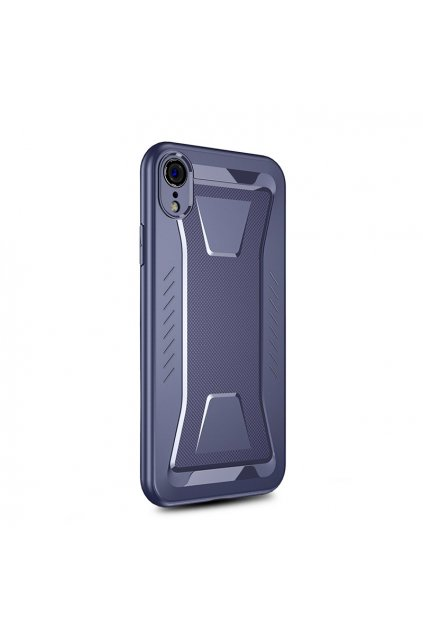 eng pl iPaky Shark Flexible Cover TPU Case for iPhone XR blue 46868 1