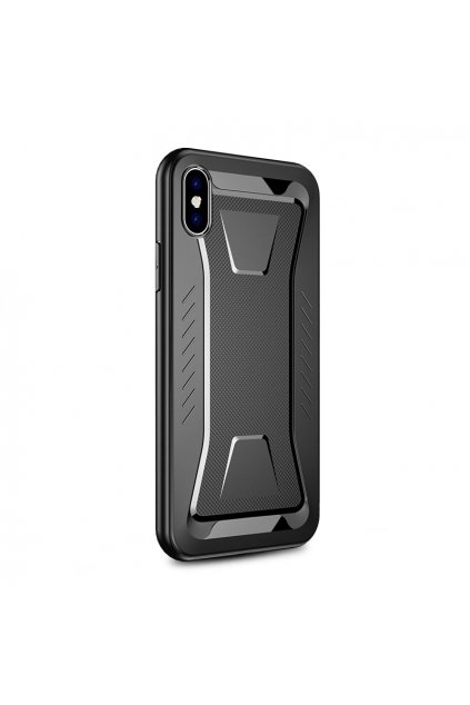 eng pl iPaky Shark Flexible Cover TPU Case for iPhone XS Max black 46871 1