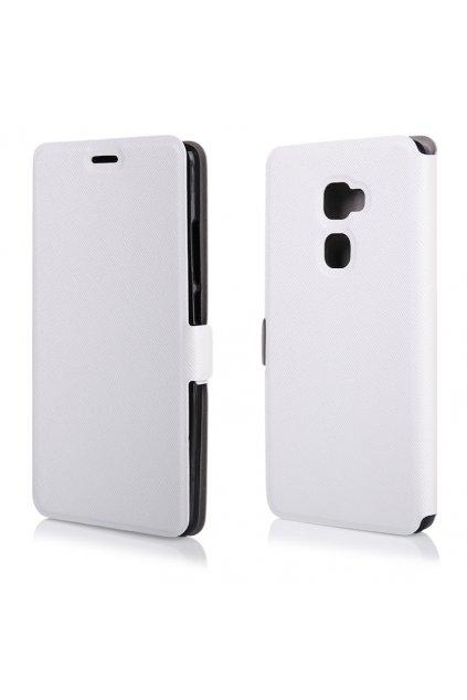 Flipové pouzdro na Huawei Mate S bílé