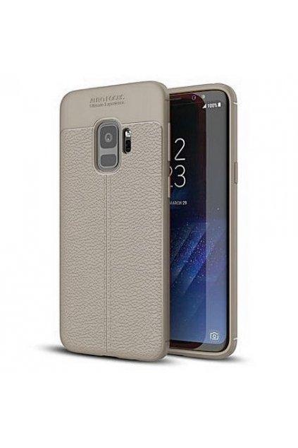 litchi kryt na SamsungS9 šedý