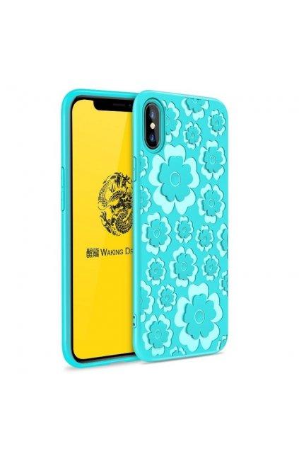 eng pl MSVII IPHONE X Flower blue 41381 1