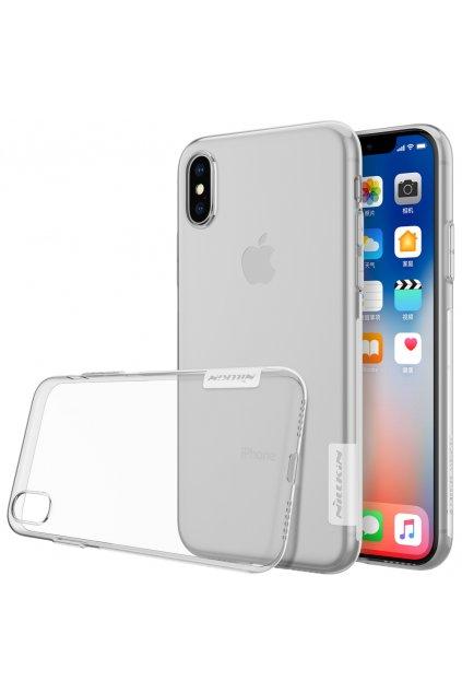 Prrůhledný kryt na Iphone X