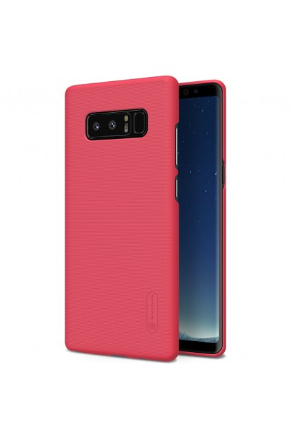 Obal Nillkin Super Frosted Shield na Samsung Galaxy Note 8 růžový 1
