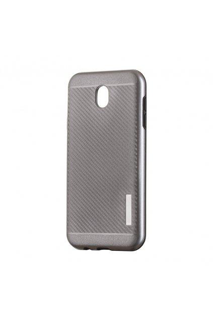Odolný kryt na Samsung Galaxy J3 2017 šedý