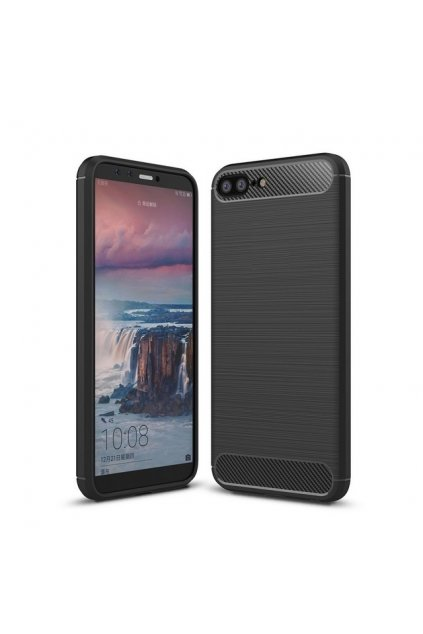For Huawei Honor 10 Lite Slim Ultra Thin Carbon Fiber Case Flexible TPU Drawing Grip Protective.jpg 640x640