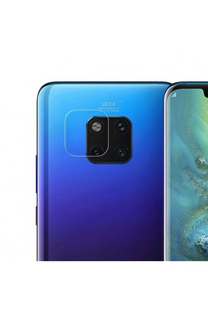 eng pl Wozinsky Camera Tempered Glass super durable 9H glass protector Huawei Mate 20 Pro 50505 1