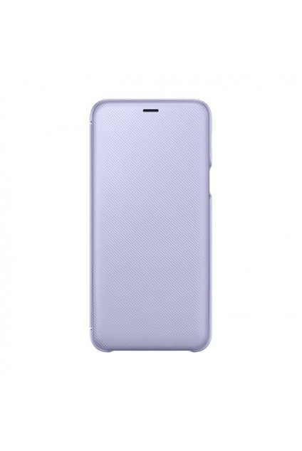 eng pl Samsung Wallet Cover Bookcase with Card Slot for Samsung Galaxy A6 Plus 2018 A605 violet EF WA605CVEGWW 41288 1