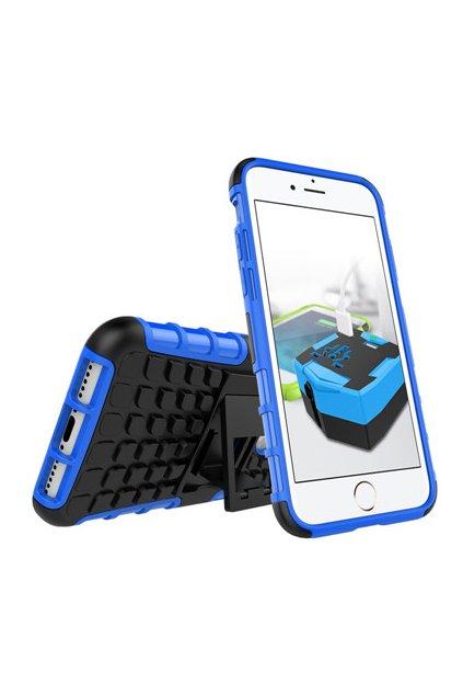 Outdoor odolný obal se stojánkem na iPhone 7, iPhone 8 modrý 1