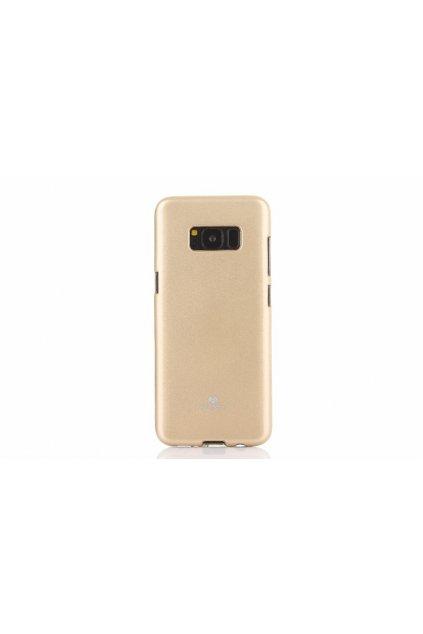 Mercurry jelly perletový kryt na Samsung Galaxy S9 Plus zlatý