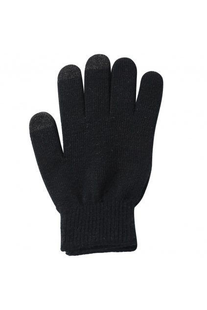 19004 protiskluzove dotykove rukavice s m cerne